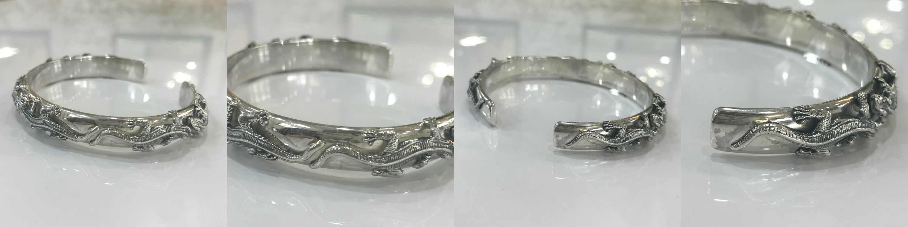 rings index silver lizard ring newlogo band