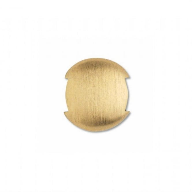 ByBiehl Gold Plated Mini Pod Charm