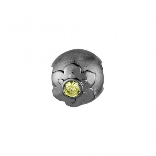 ByBiehl Sterling Silver Anenome Pod Charm