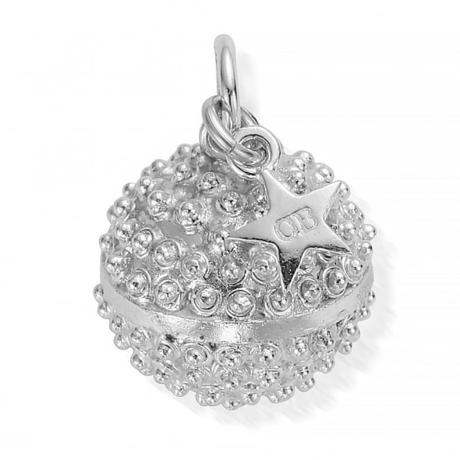 ChloBo Iconics Silver Medium Dreamball Pendant