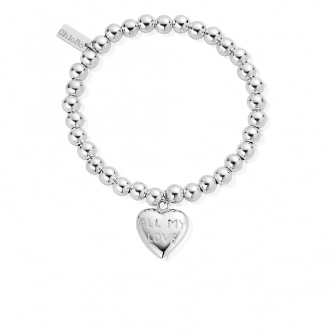ChloBo Iconics Small Ball All My Love Bracelet