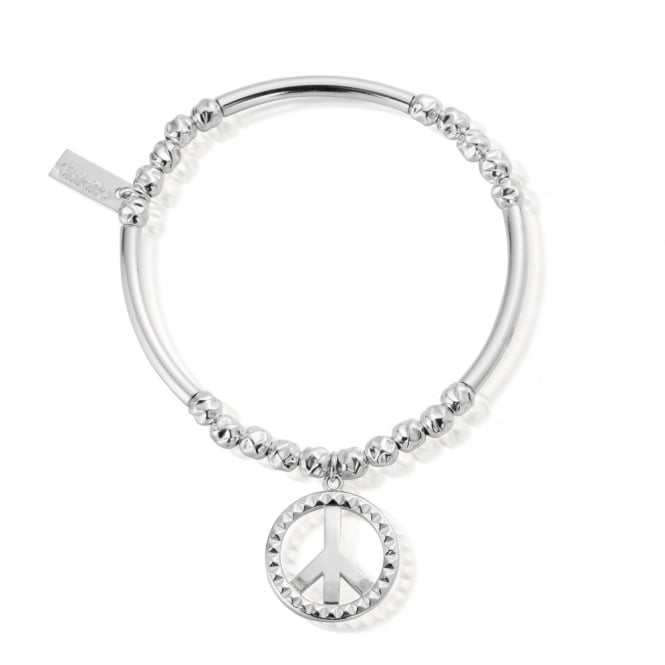 ChloBo Sterling Silver Be Fierce Bracelet