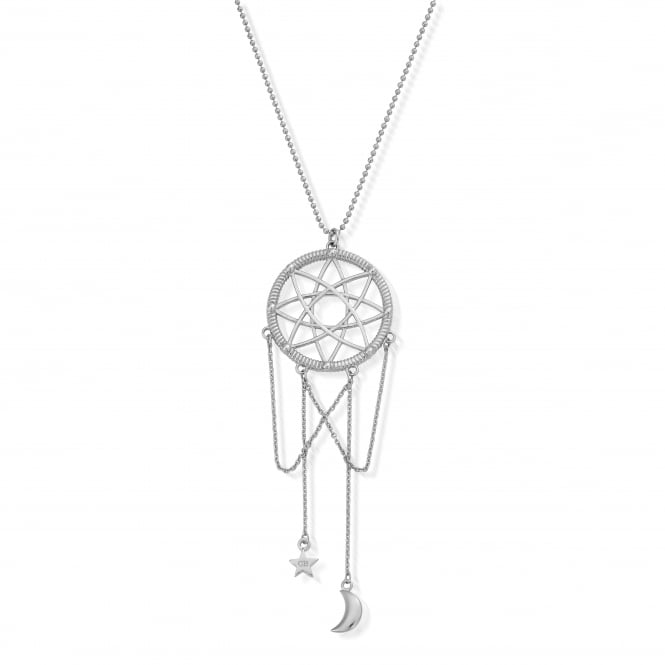 ChloBo Sterling Silver Dream Catcher Necklace