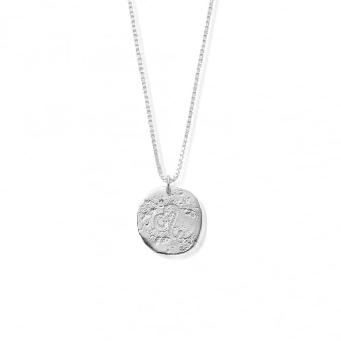 ChloBo Sterling Silver Zodiac Leo Necklace