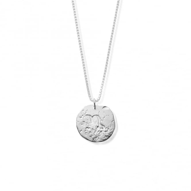 ChloBo Zodiac Silver Capricorn Necklace