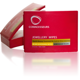 Pack Of 25 Jewellery Beauty Wipes
