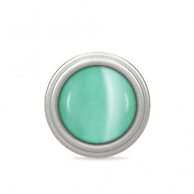 Endless Jewellery Mint Green Love Dome Charm