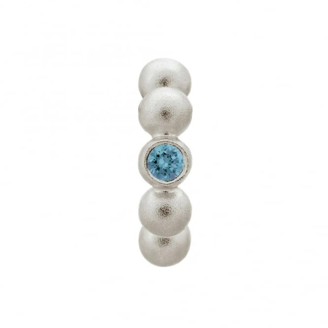 Endless Jewellery Sky Blue Flashy Dot Charm