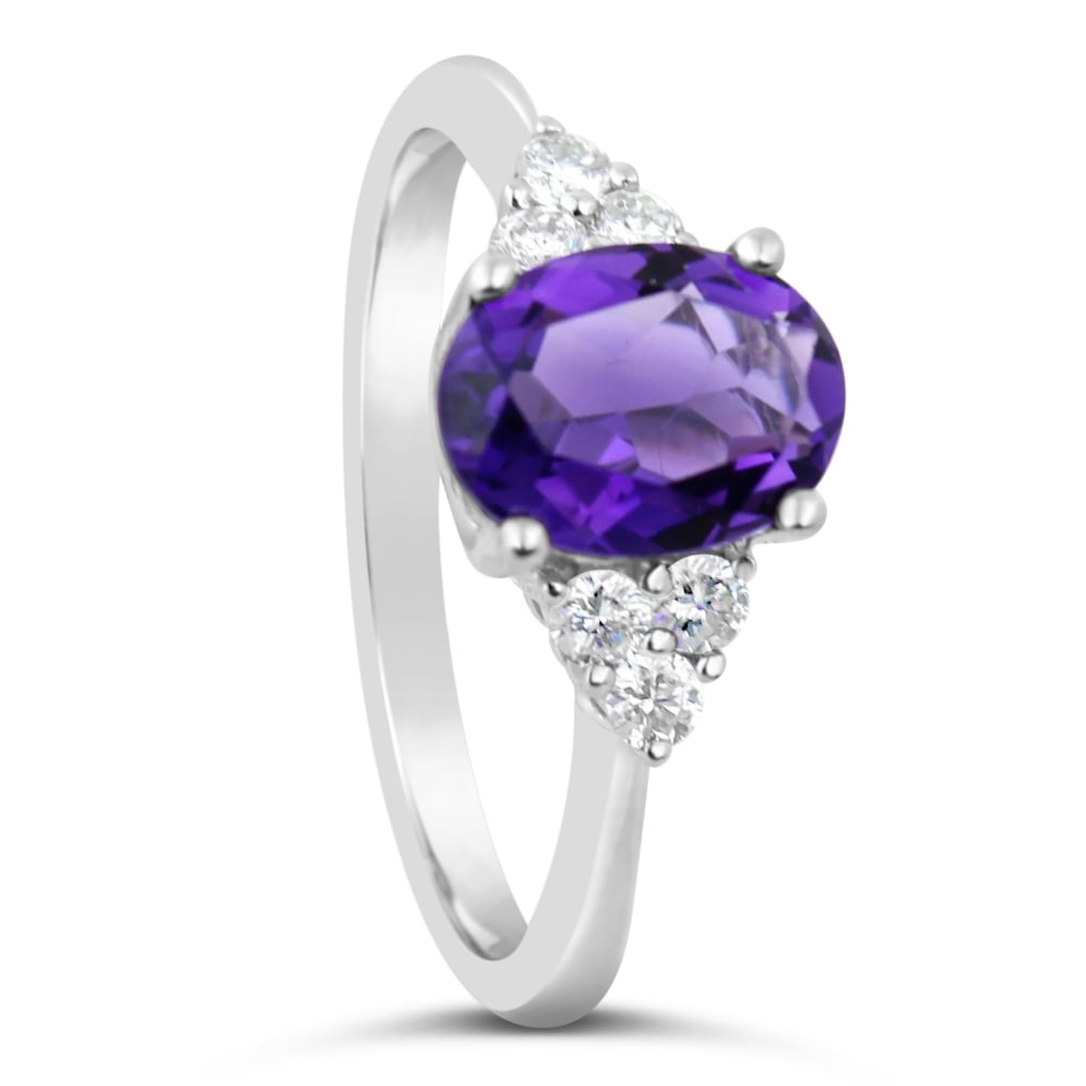 shop engagement products uk amethyst online rings ring purple