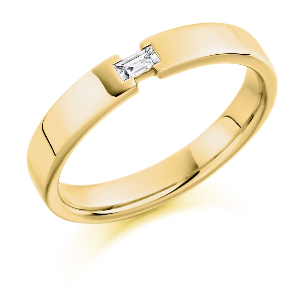 ctw band i gold size j wave products bands wedding color style heartbeat diamond