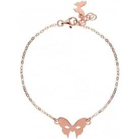 Rose Gold Plated Masquerade Bracelet