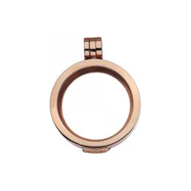23mm Rose Gold Locket